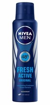Nivea Fresh Active Original 48 Hours Deodorant, 150ml, FS - $9.89