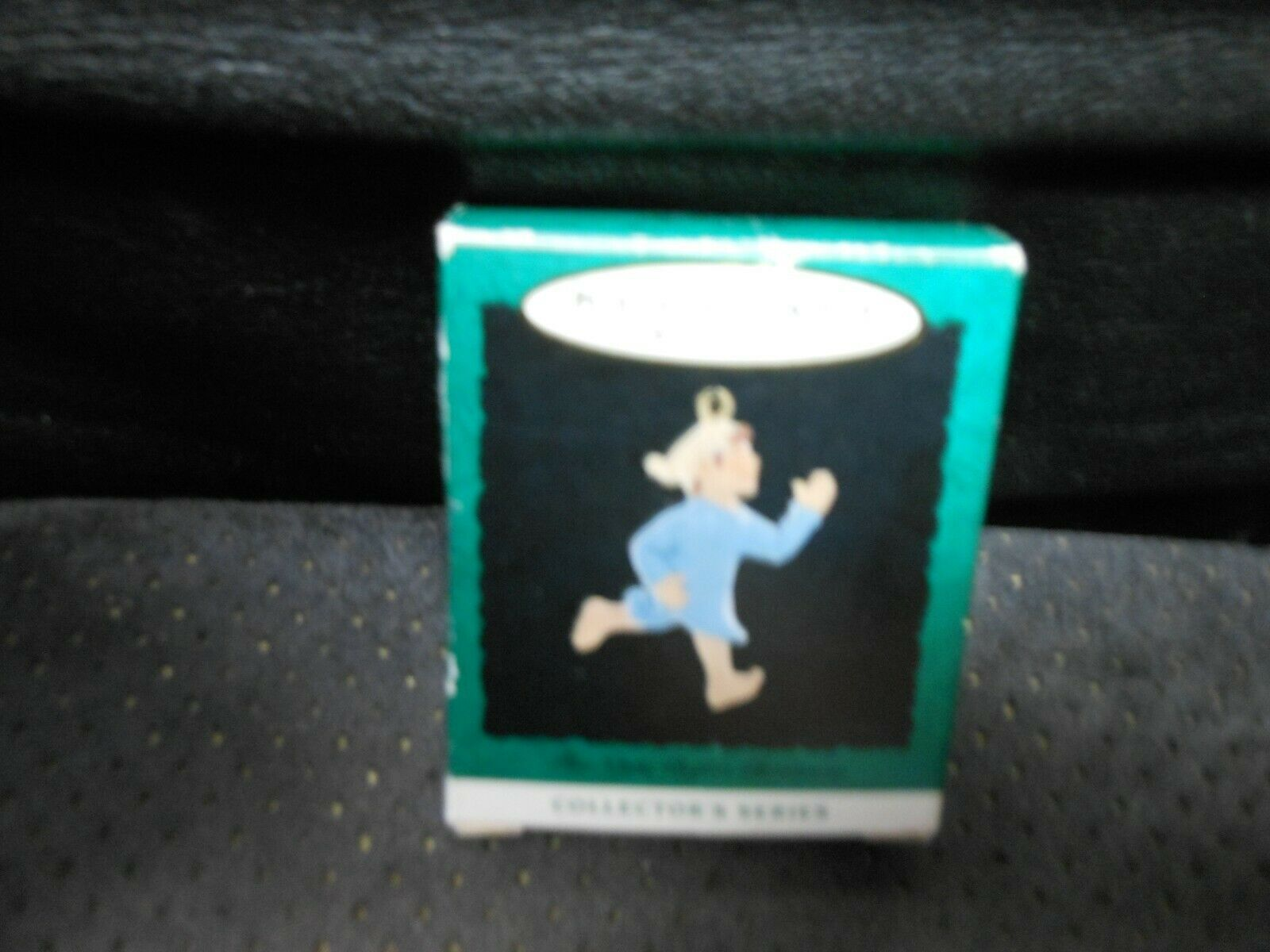 "Primary image for Hallmark Keepsake ""The Night Before Christmas"" 1994 Mini Ornament NEW SEE DESCPT"