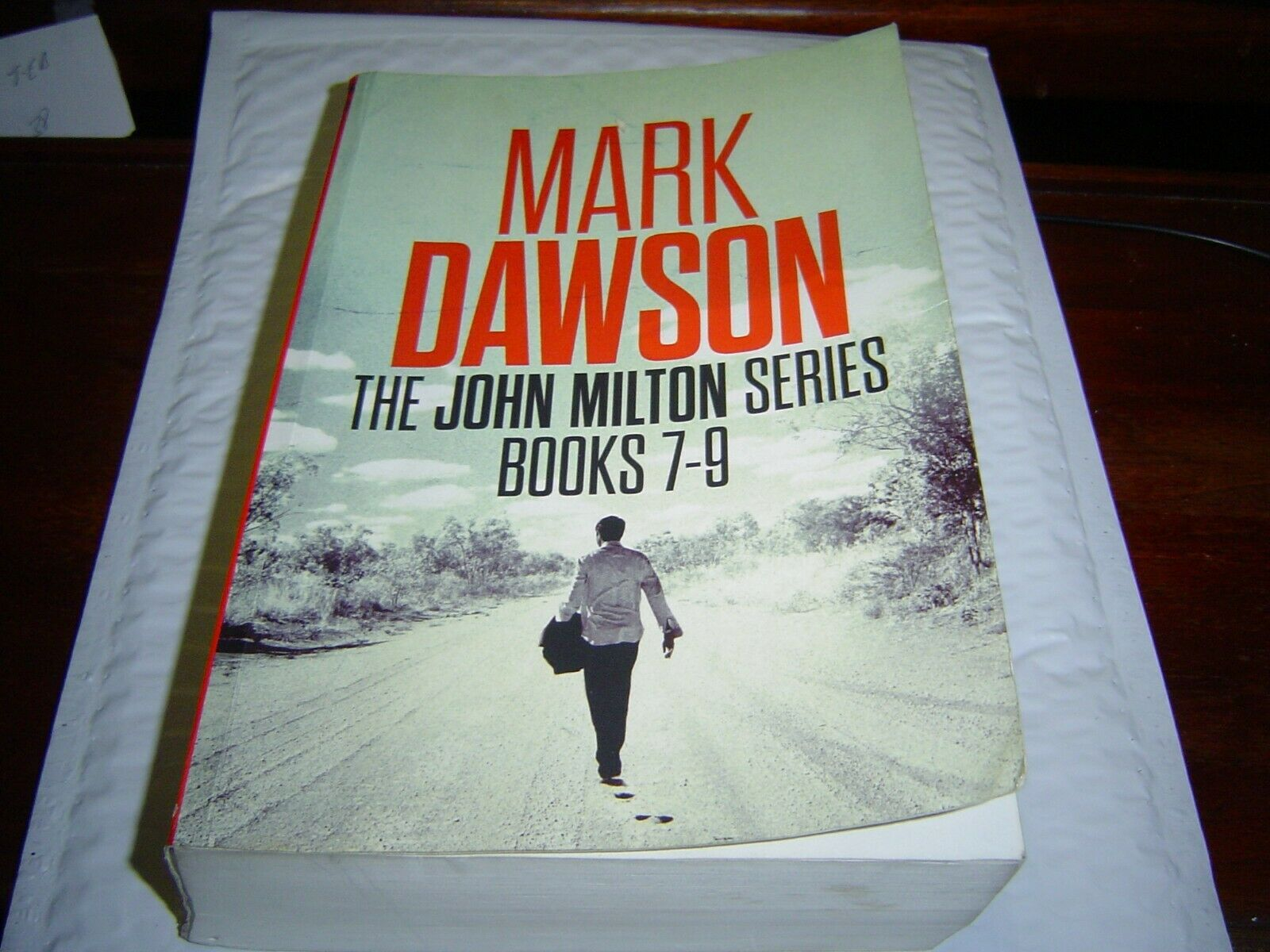 "Primary image for ""GOOD COND"" THE JOHN MILTON SERIES: BOOKS 7-9 by Mark Dawson (2017) PAPERBACK"