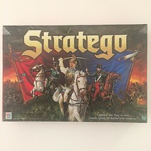 Stratego Milton Bradley Hasbro 1999 Board Game Capture The Flag 100% Complete - $27.10