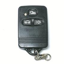 AUTO COMMAND KEYLESS REMOTE START TRANSMITTER KEY FOB ELGTX4 CONTROL 28861 - $9.87