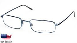 NEW BURBERRY B1001 1015 BLUE EYEGLASSES GLASSES FRAME 1001 50-19-135 B27... - $88.19