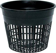 "Hydrofarm HG5NETPOT, 5-Inch, Bag of 50 Netted Pot, 5"", Black - $56.04"