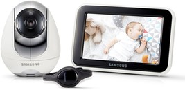 Samsung BabyView Dual Mode Digital Video Baby Camera and Monitor with Bl... - $360.31