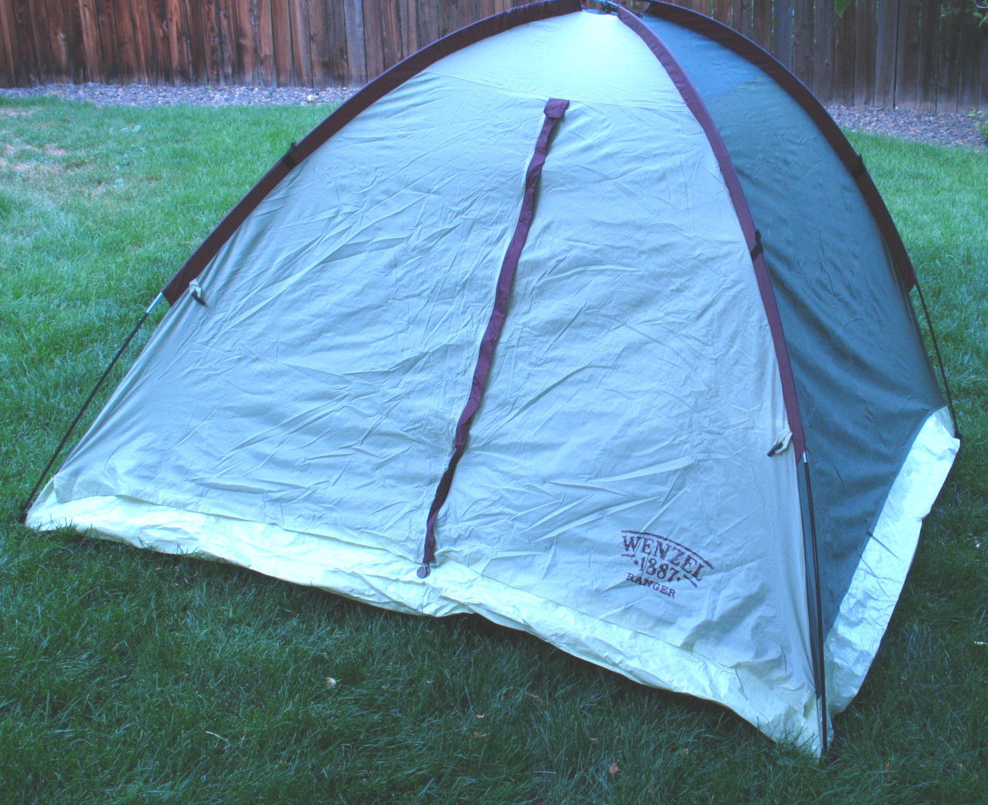 & Wenzel 2 Person Sport Tent Ranger and 50 similar items