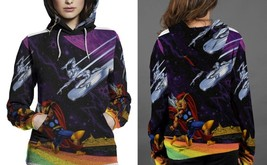 The Silver Surver Hoodie Fullprint  For Women - $43.99+