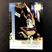 Vince Carter 2000-01 Upper Deck Reserve Principal Powers Insert Card #PP3 - $2.92