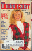 The Workbasket and Home Art Magazine December 1990 - $2.00