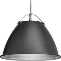 Progress Lighting P500052-143 Tre One-Light Pendant, Graphite - $143.80