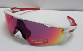 Oakley Cyclist Sunglasses RADAR EV PATH 9208-05 PRIZM Road Polished Whit... - $117.99