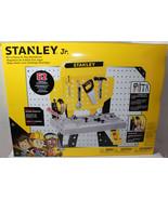 Stanley Jr MEGA POWER N PLAY WORKBENCH 52 Tools Accessories MITER SAW BR... - $113.52
