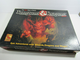 TSR 1991 Dungeons and Dragons Board Game 1070 Excellent condition - $59.39