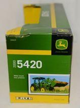 John Deere TBE15357 Die Cast Metal Replica 5420 Tractor Functional Loader image 6