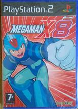 Mega Man X8 PS2 2004 - Pal Brand New Factory Sealed - $21.78