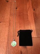 Rick And Morty Necklace Pendant Cosplay Hot Rare Brand New & Bonus Bag - $8.90