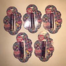 LIP GLOSS LOT 5pc Set BLOW POP  Grab Bag/Halloween Giveaway Grape  NEW! - $6.92