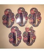 LIP GLOSS LOT 5pc Set BLOW POP  Grab Bag/Halloween Giveaway Grape  NEW! - $6.92