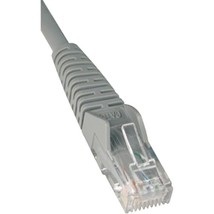 Tripp Lite N201-003-WH CAT-6 Gigabit Snagless Molded Patch Cable (3ft) - $19.48