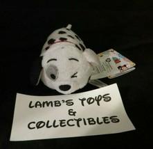 "DIsney Store Authentic USA 101 Dalmatians Patch Tsum Tsum 3.5"" Plush Min... - $23.65"