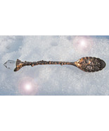 HAUNTED ANTIQUE SPOON SPOONFUL OF WISHES CHARGE THEN EAT TO MANIFEST OOA... - $3,007.77