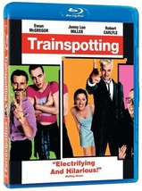 Trainspotting (Blu-ray) - $3.95
