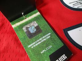 J.J. WATT / AUTOGRAPHED HOUSTON TEXANS RED PRO STYLE FOOTBALL JERSEY / WATT HOLO image 6