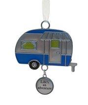 Gnz Fun In The Sun Zinc Ornament -Camper (Life's An Adventure) - $7.43