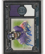 2015 Topps Signature Swatches Maxx Williams  #SSDR-MW - $64.34