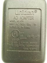 Uniden AD-310 Power Supply 9VDC 210mA - $8.49
