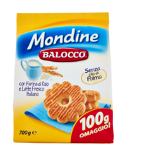 Personal Mondine Biscuits for Breakfast 700 G Biscuits Cookies Cake - $5.70