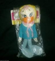 "9 ""vintage knickerbocker doopy duck bend 'em doll stuffed animal old - $23.01"
