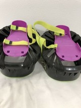 Vintage Big Time Moon Shoes Fuchsia Anti-gravity Trampoline Shoes - $34.65