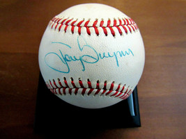 TONY GWYNN 8 X BATTING CHAMP PADRES HOF EARLY SIGNED AUTO VTG ONL BASEBA... - $197.99
