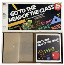 Go to the Head of the Class Board Game 25th Edition Vintage Family Game  - $17.50