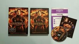 The Hunger Games: Mockingjay, Part 1 (DVD, 2015, Widescreen) - $7.48