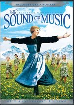 The Sound of Music (45th Anniversary Edition) (2010) Blu-ray + DVD