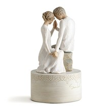 Willow Tree Around You Musical, sculpted hand-painted musical figure - $99.44