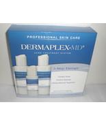 DermaPlex MD Professional Skin Care Acne Treatment System Toner Cleanser... - $13.98