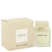 Narciso Perfume By NARCISO RODRIGUEZ 3 oz Eau De Parfum Spray FOR WOMEN - $69.57