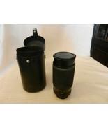 Quantaray 28-200mm AF-D Zoom Camera Lens 42M Screw Mount With Case - $185.63