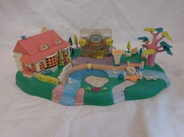 Vintage Polly Pocket Set By Blue Bird Toys Polly's Boutique Playset - $48.03