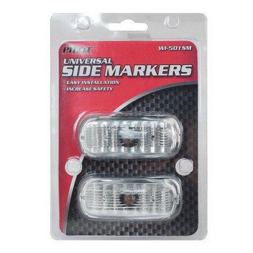 Car Side Marker Lights, Pilot Automotive Lamp For Car Indicator Side Light, Ambe