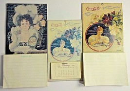 Vintage - Coca Cola Retro Magnetic Shopping List + 1994 Calendar ~ Adver... - $14.14