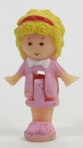 1989 doll for all Let's Party Games - Polly (in pink dress) Bluebird Toys - $7.50