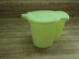 vintagge tupperware creamer flip top - $12.30