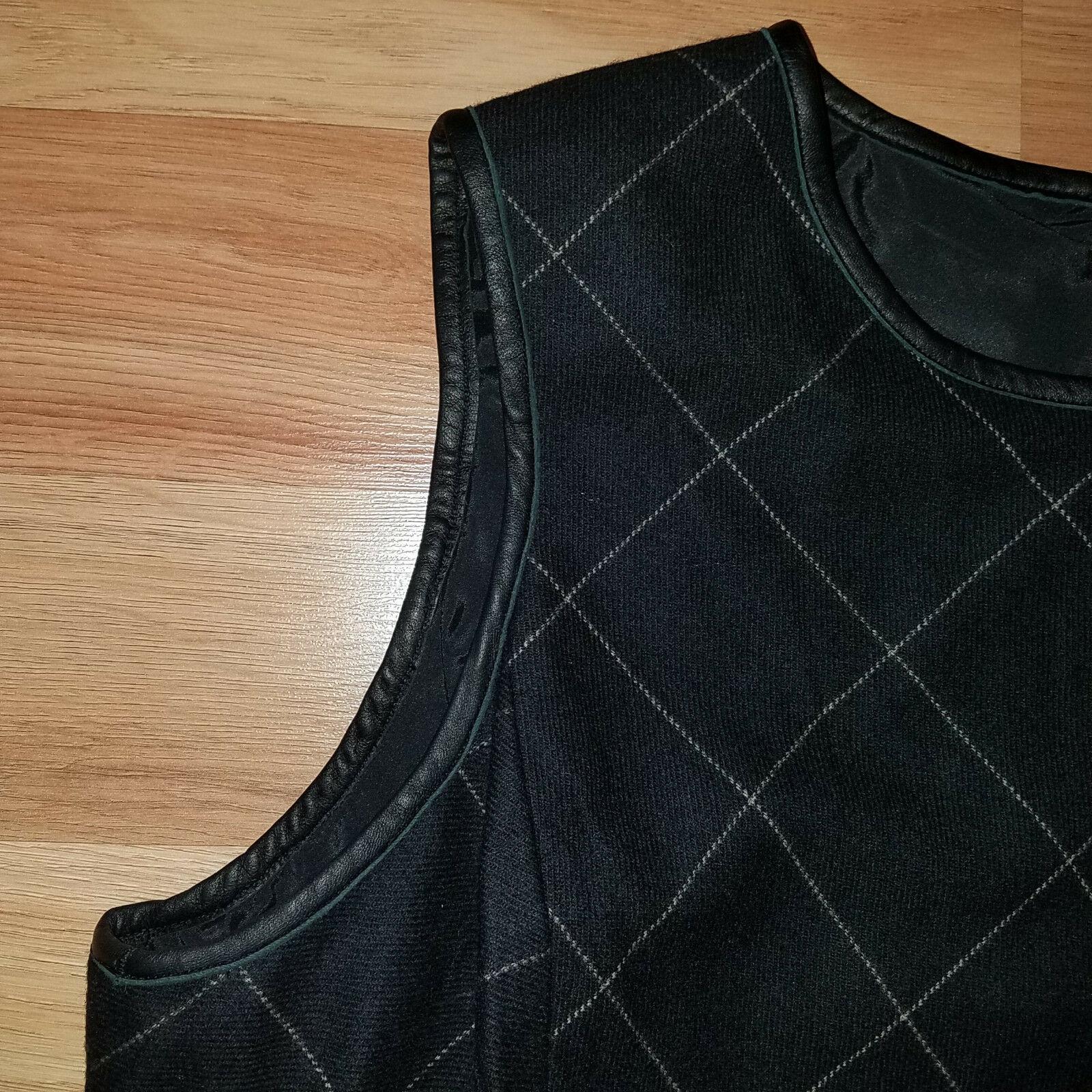 new RALPH LAUREN women sweater vest black 16W - MSRP $185 image 6