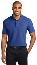 Port Authority TLK510 Tall Stain-Resistant Polo Shirt - Royal - $17.98+