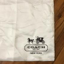COACH Dust Bag 19x8 - $14.24