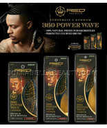 Kiss Bow Wow 360 Power Wave 100% Boar Bristle Palm Club Brush Medium Sof... - $9.85+