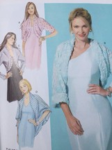 Mccalls Sewing Pattern 7289 Misses Shrugs Size XS-M 4-14 New - $17.46